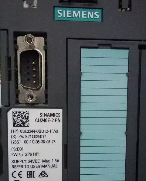 西门子G120变频器